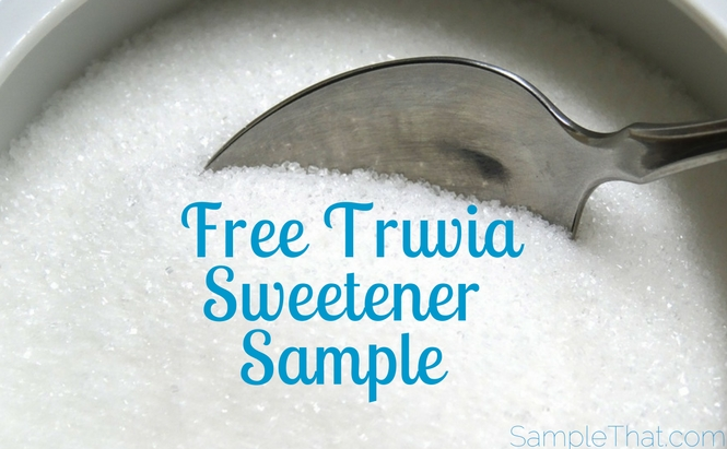 Free Truvia Sugar-Free Sweetener Sample