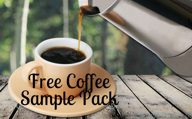 Free Coffee Sample Pack