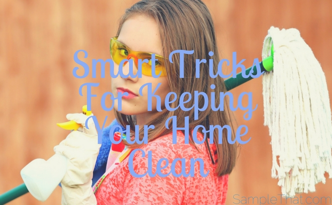 Tips For Keeping Your House Clean