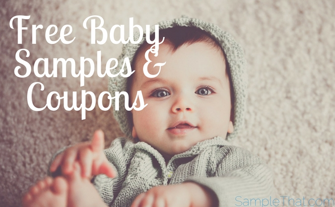 Baby Samples And Coupons