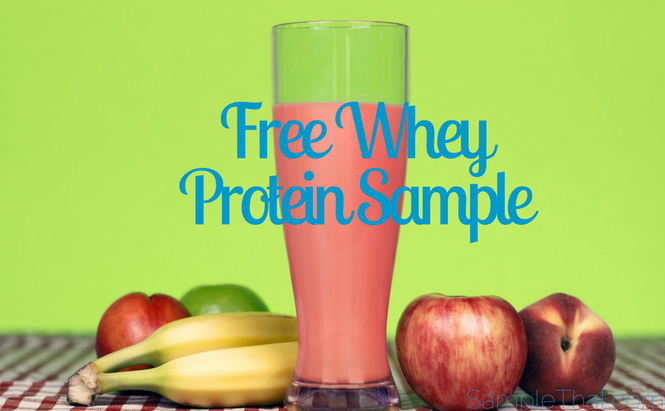 Free Whey Protein Samples