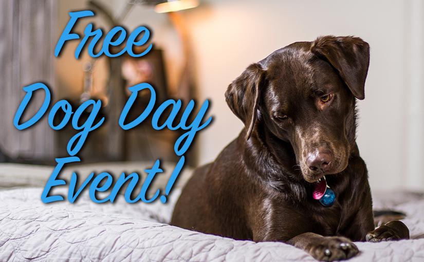 Free Dog Day Event At Bass Pro Shops!