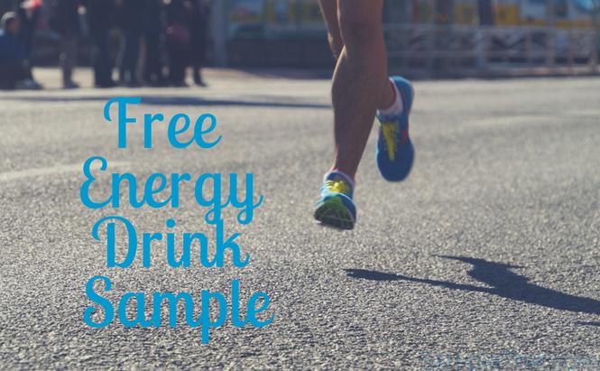 Free Energy Drink Sample - SampleThat