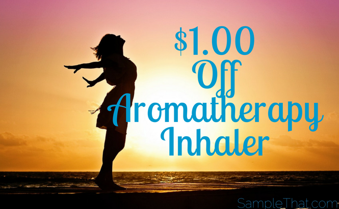 Save On Aromatherapy Inhaler