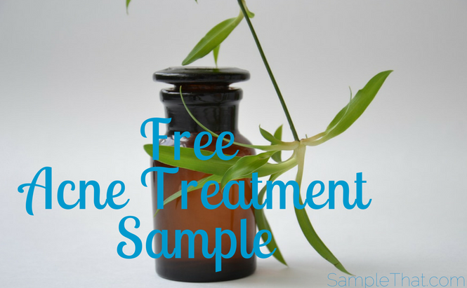 Free Acne Treatment Sample