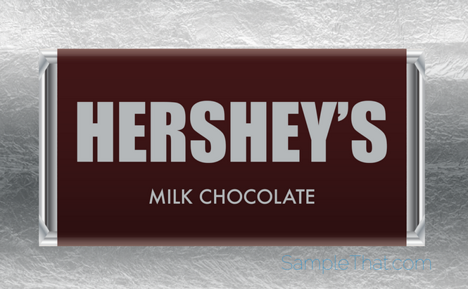 Free Hershey's Chocolate
