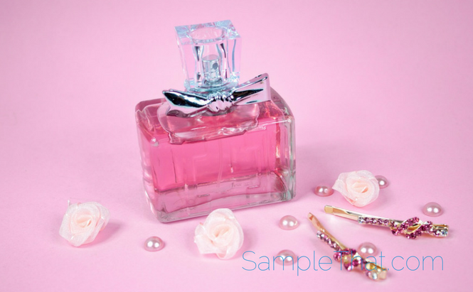Free Yves Saint Laurent Perfume Sample