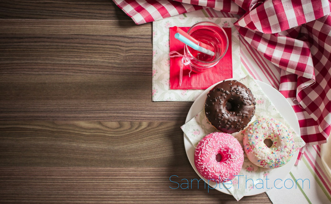Free Donuts for Dads
