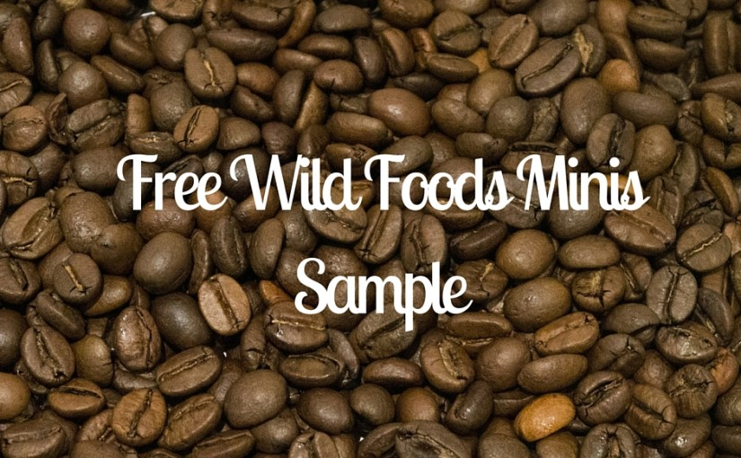 Two Samples Of Wild Foods Minis