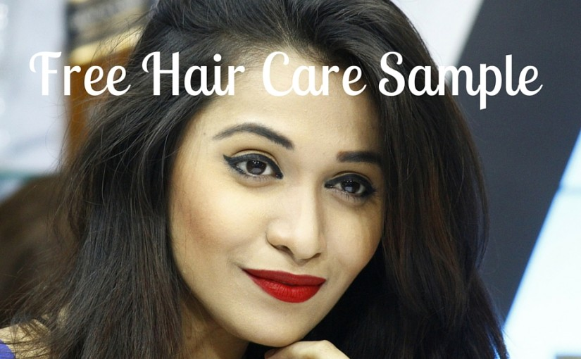 SampleThat post template hair care)