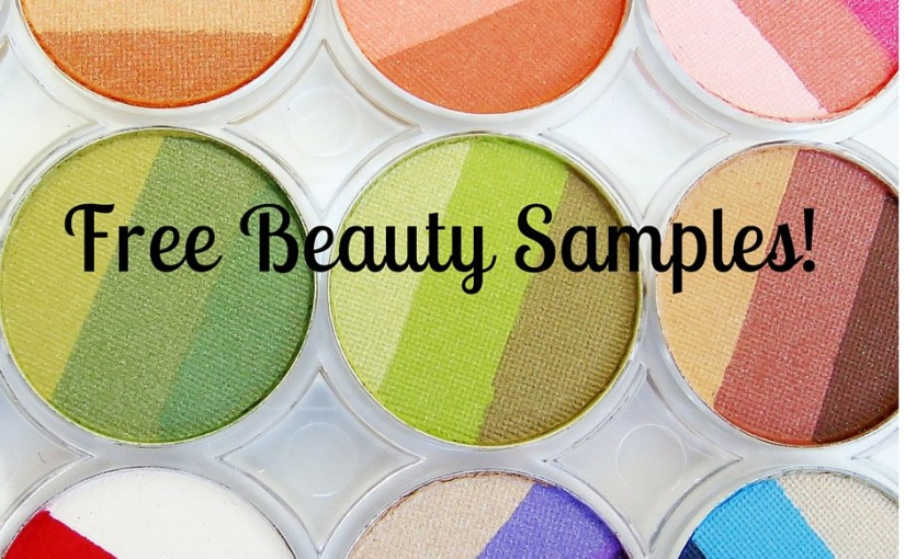 SampleThat post template beauty samples