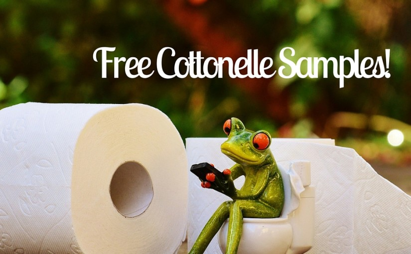 SampleThat post template cottonelle