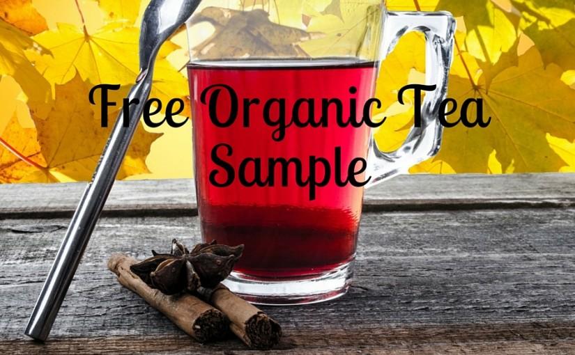 Organic Tea Sample
