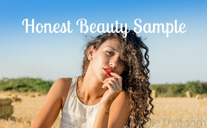 Honest Beauty Samples