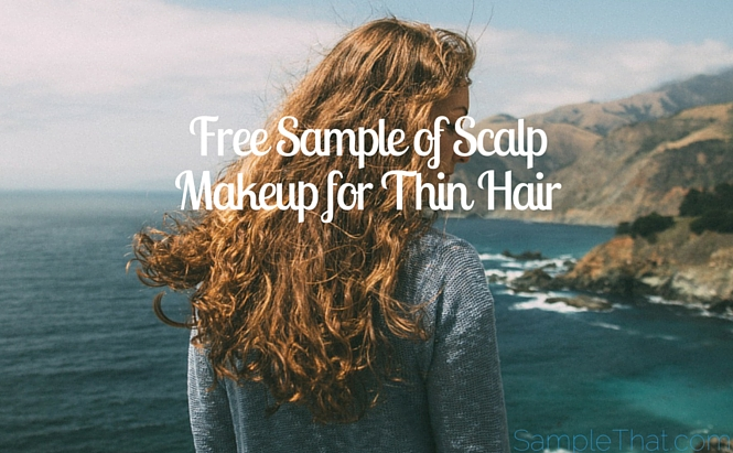 free sample shabo cosmetics scalp makeup for thin hair samplethat