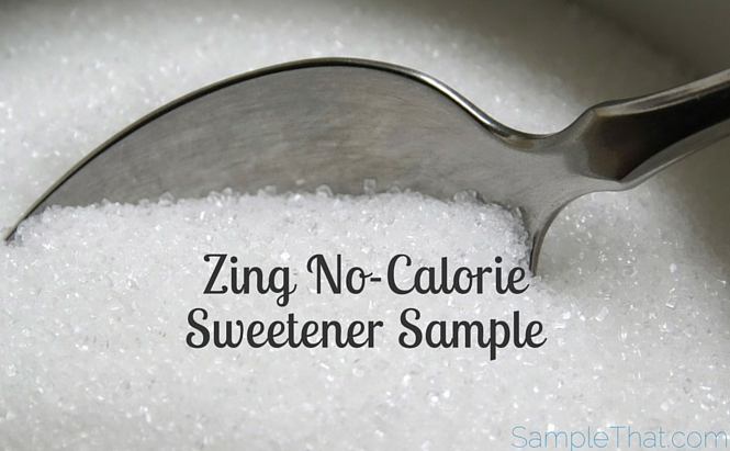 Free Stevia Sweetener Sample