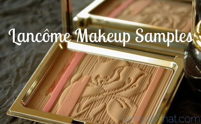 lancome makeup samples samplethat free makeup