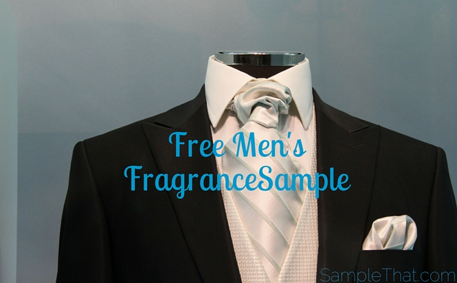Free Men's Fragrance Sample
