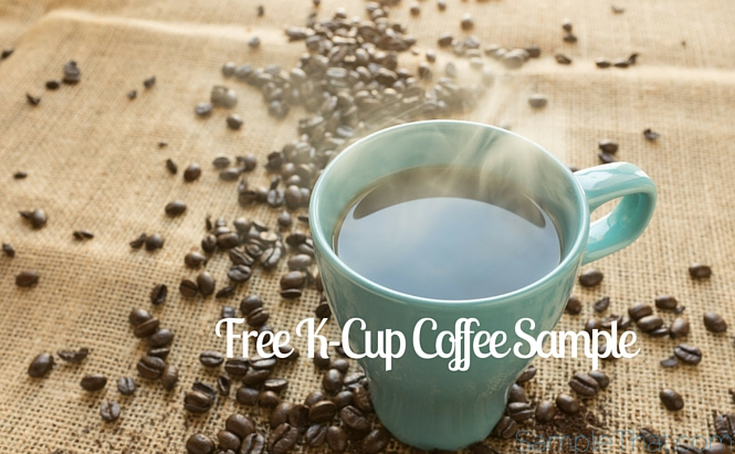 Free K-Cup Coffee Sample