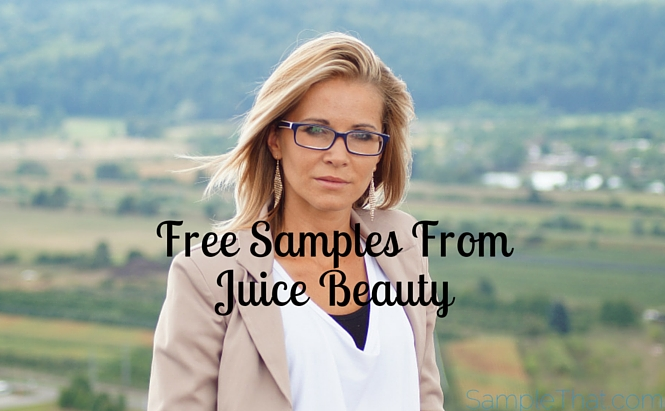 Free Juice Beauty Samples