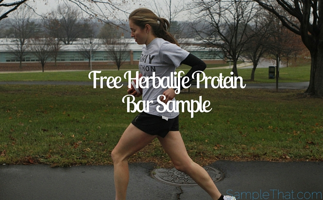 Herbalife Protein Bar Sample
