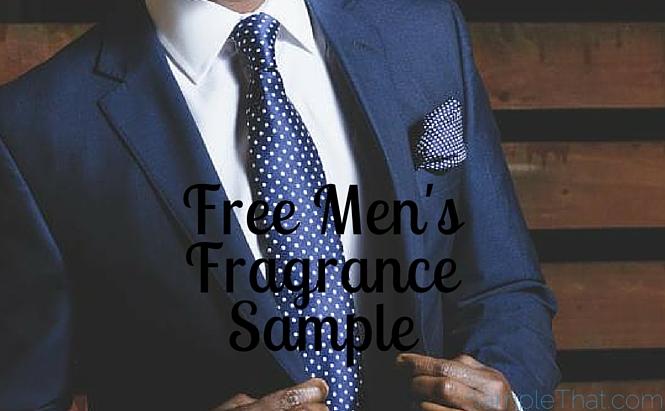 Free Man's Fragrance Sample