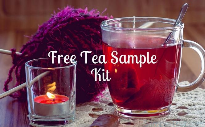 Free Tea Sample from TeaChef