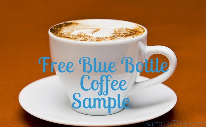 Free Sample Of Blue Bottle Coffee