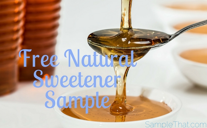 Free Natural Sweetener Sample