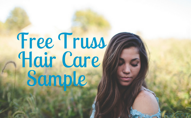 Free Truss Hair Therapy Sample