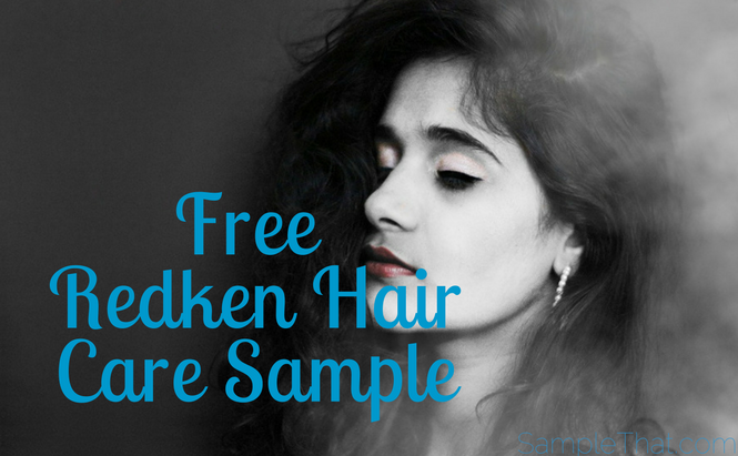 Free Redken Sample