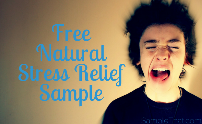 Free Natural Stress Relief Sample