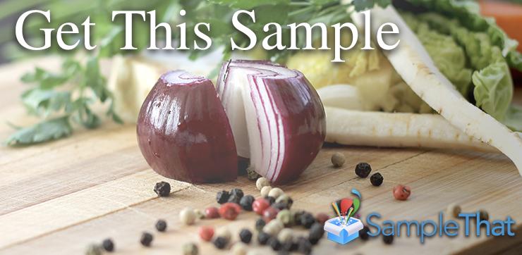 Tampico Spice Sample