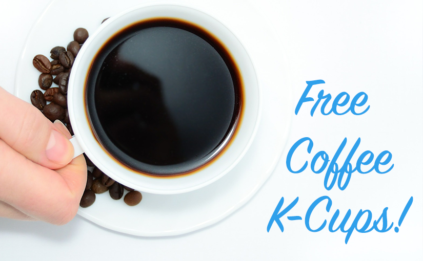 Free Coffee K-Cups!