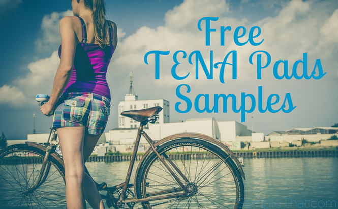Free TENA Pads Samples