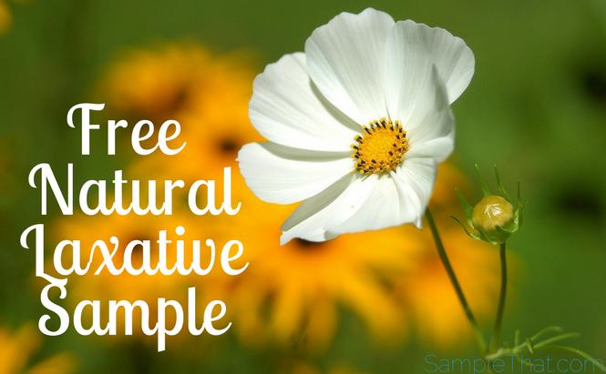 Free Natural Laxative Sample