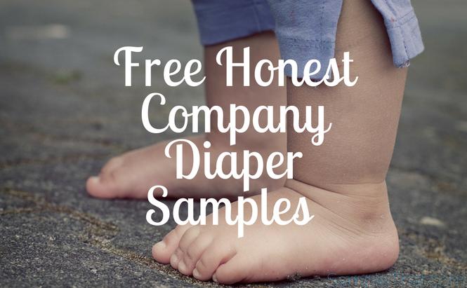 Free Honest Company Diaper Samples