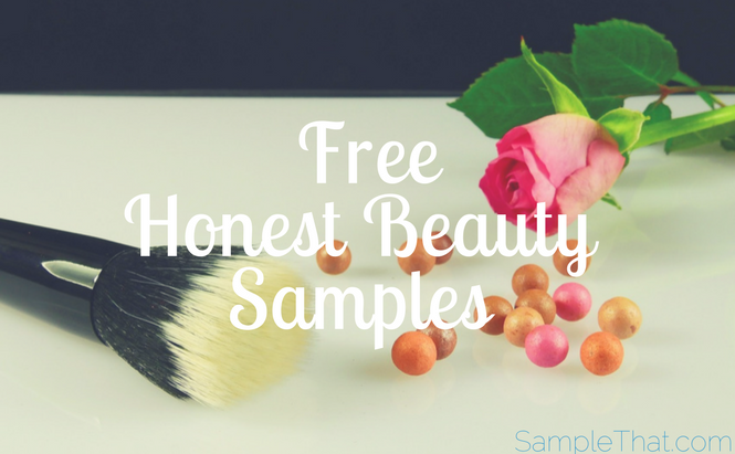 Free Honest Beauty Samples