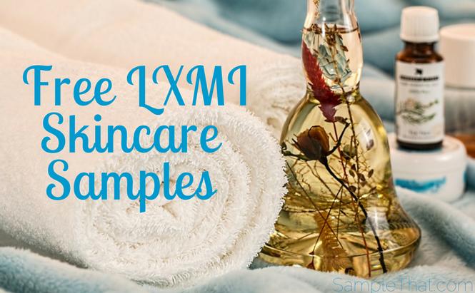 Free LXMI Skincare Samples