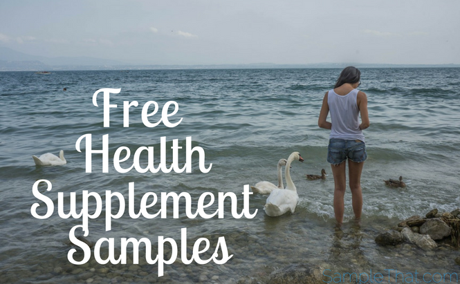 Free Health Supplement Samples