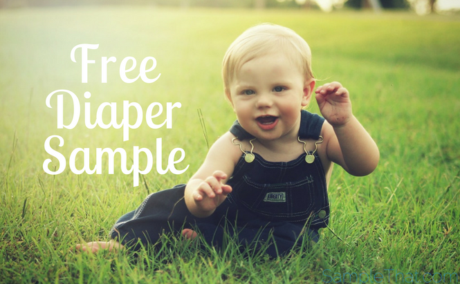 Free Diaper Sample