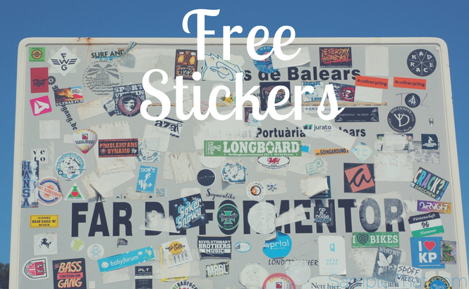 Free Stickers