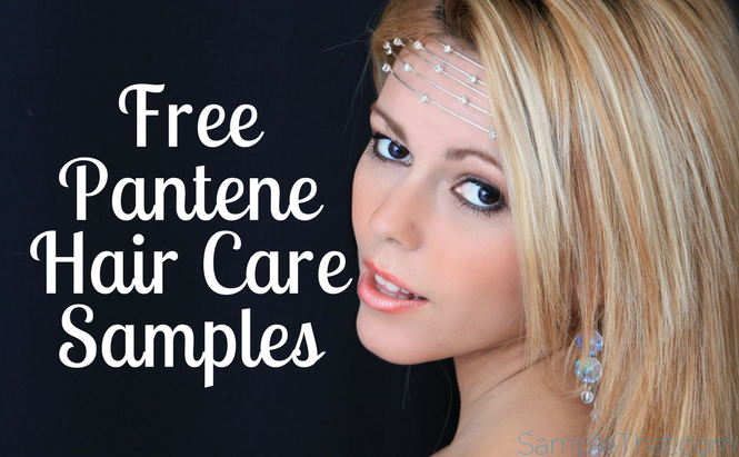 Pantene Hair Care Samples