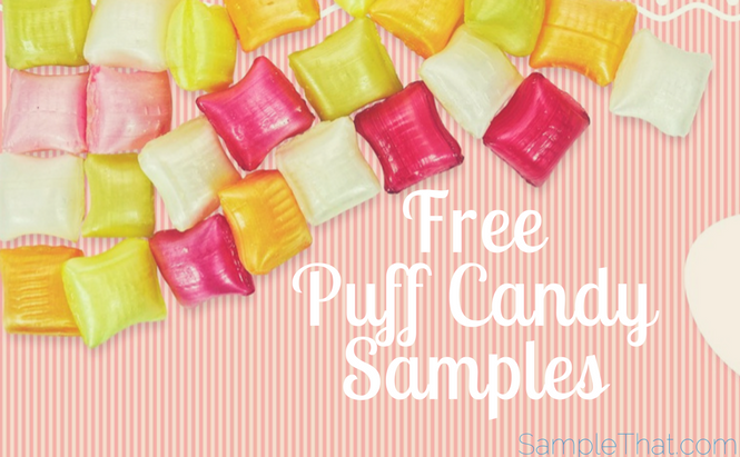 Free Puff Candy Sample