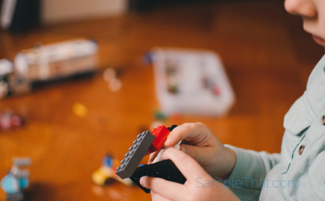 LEGO Store Mini Model Build Free Activity