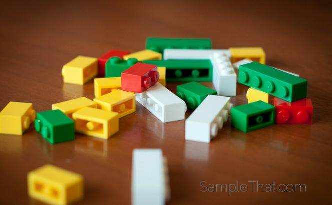 Free LEGO Workshop For Kids