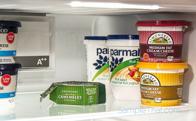 Free Freezer Label Samples