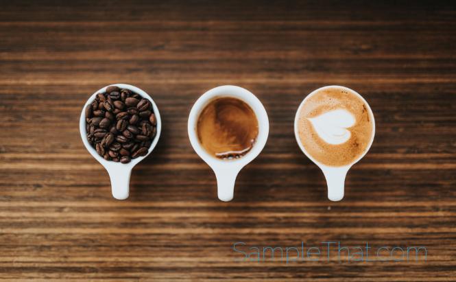 Free Coffee Sampler