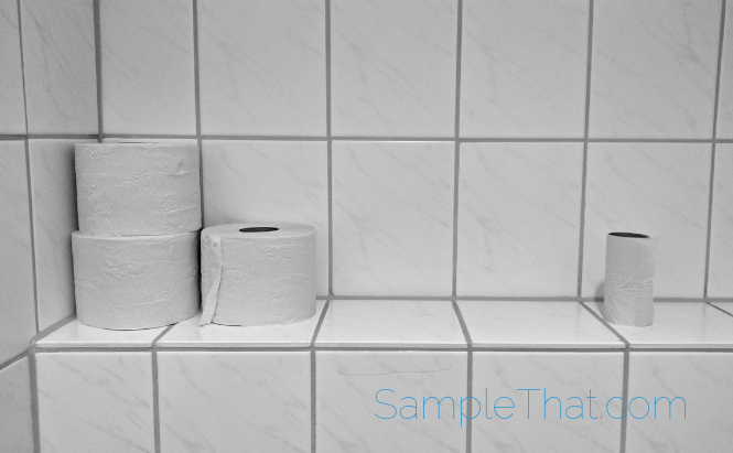 Free Charmin Toilet Roll Extender