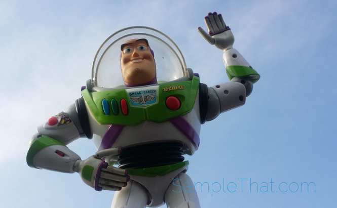 Free Toy Story Event at Target